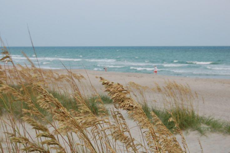 My favorite beach - Emerald Isle, NC