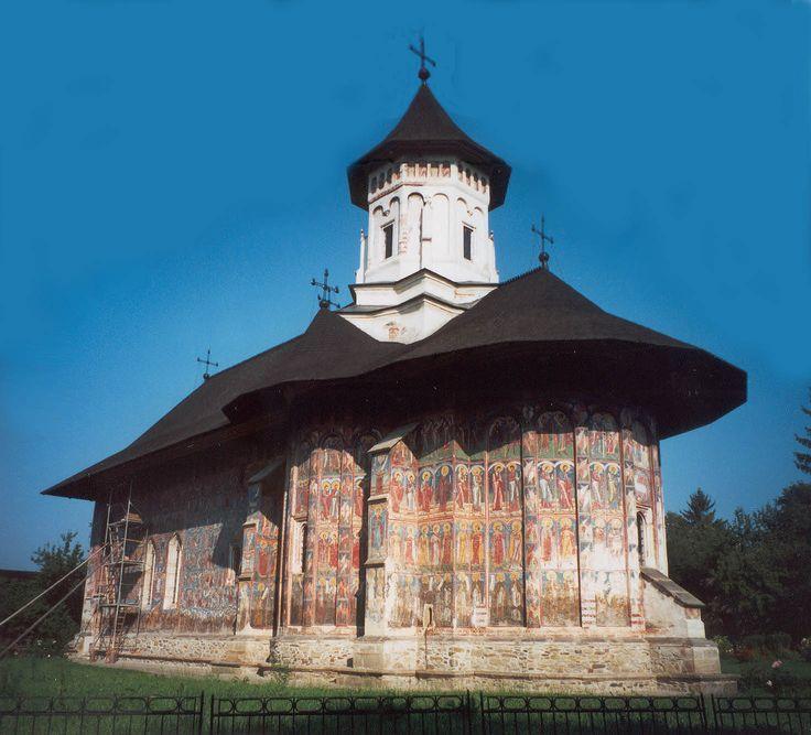 Moldovita Monastery