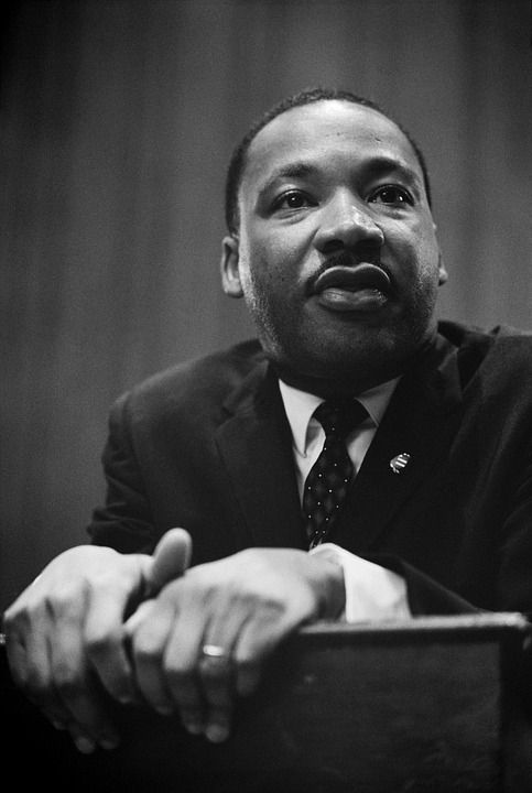 January 16th is Martin Luther King Jr. Day by San Jose REALTOR Michelle Carr Crowe 'I have a dream that one day this nation will rise up and live out
