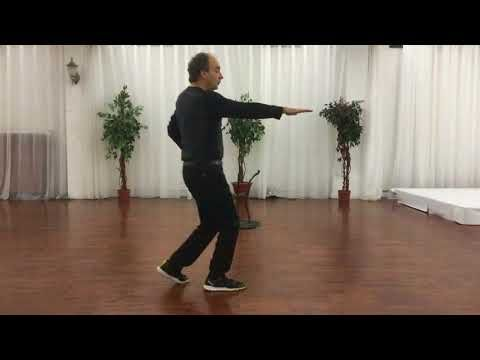Karavan bamidbar , Israeli Dance of Maurice PERETZ - YouTube - dancing