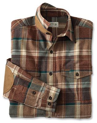 Just found this Mens Plaid Long-Sleeved Shirt - Fairbanks Jaspe Plaid Long-Sleeved Shirt -- Orvis on Orvis.com!