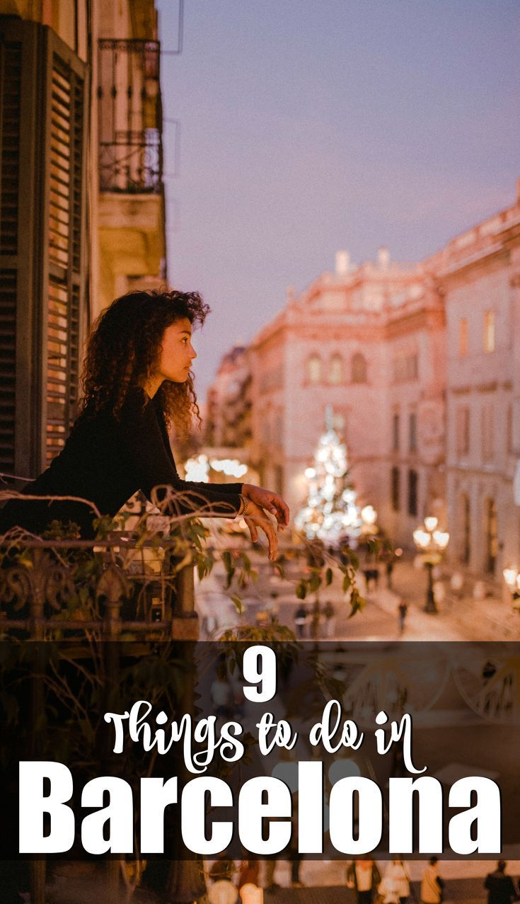 Travel to Barcelona tips 9 things to
