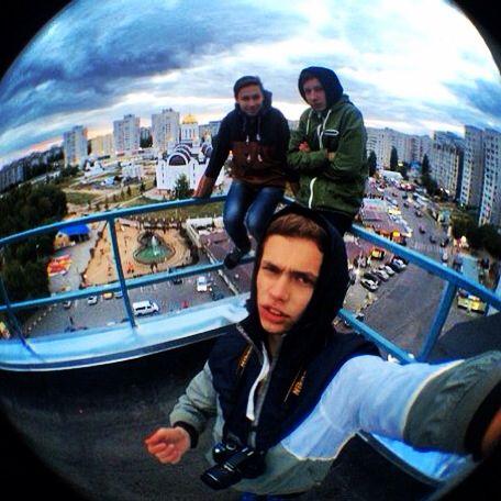 Voronezh  Roof SMN CREW