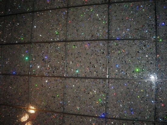 Swarovski Wall at Austria Museum | Feature wall,wall