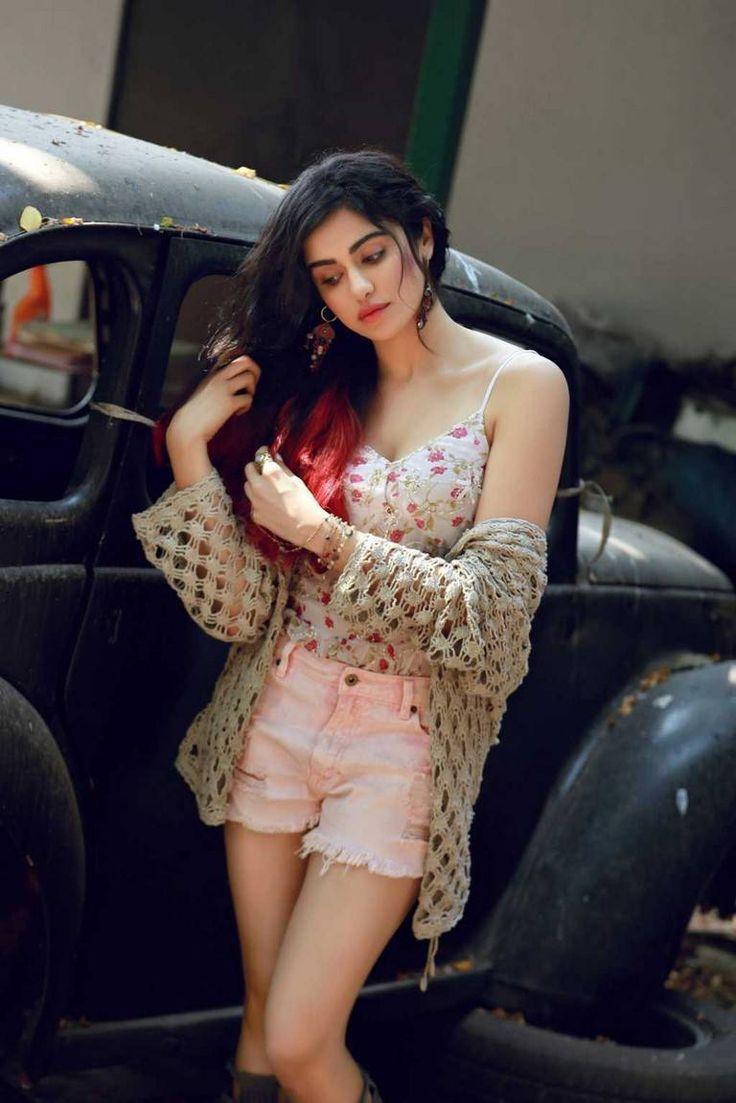 Cute Actress Adah Sharma Latest Stills   Adah Sharma: WoodsDeck