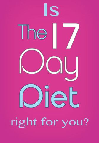 Lose weight the healthy way with 17 day diet. Designed by dr mike moreno, it's all about clean eating, low sugar, low carb and many many people succeed on this diet!!!  #17DayDiet #WeightLoss #LowCarb