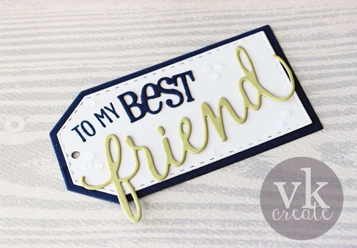 VK Create: MCT 48th Release Blog Hop: Best Friend Tag