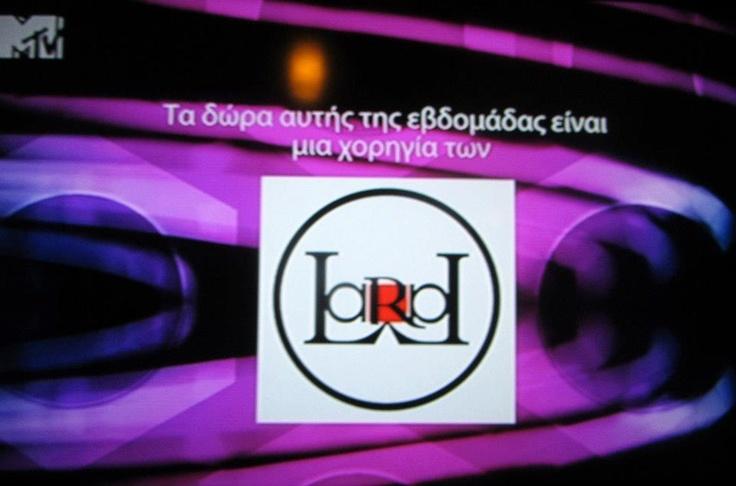 LARA ART on MTV