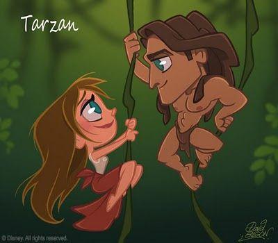 David Gilson:  Tarzan
