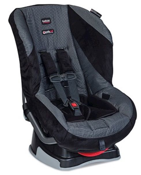 Of all the Britax baby car seats, Roundabout G4.1 is probably the cheapest convertible Britax seat at the moment. For less than USD 200 compared to other Britax convertible car seats, let's see if this particular model is any better.