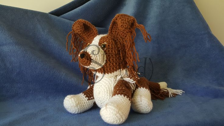 Model 1 - Must Have  Red Border collie customized to a friend