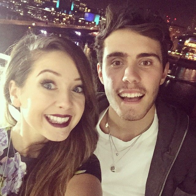 With @pointlessblog at the #girlonline launch this evening