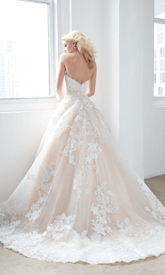 Wedding Dress Inspiration - Madison James