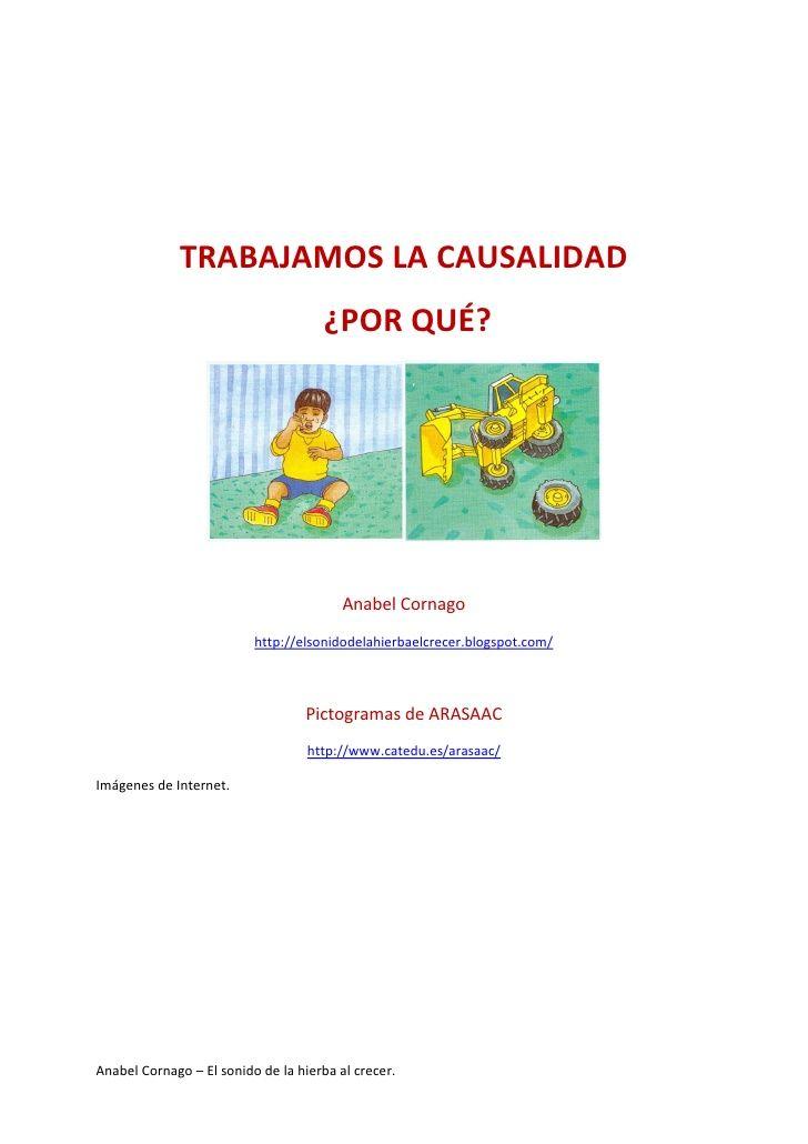 41. la causalidad by Anabel Cornago via slideshare