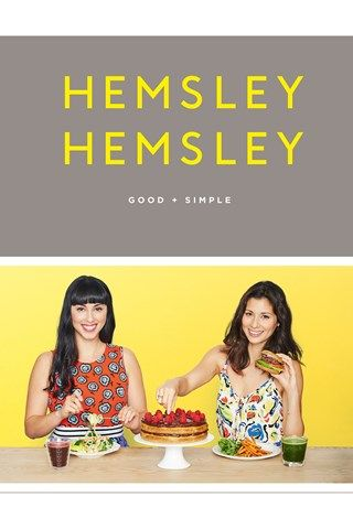 As Jasmine and Melissa Hemsley launch their second book, Good and Simple, they tell us why healthy eating is for everyone