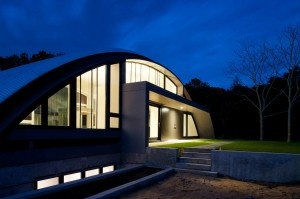 Arch home