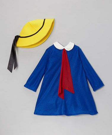 Blue Madeline Dress-Up Outfit - I need this for scarlett's halloween costume