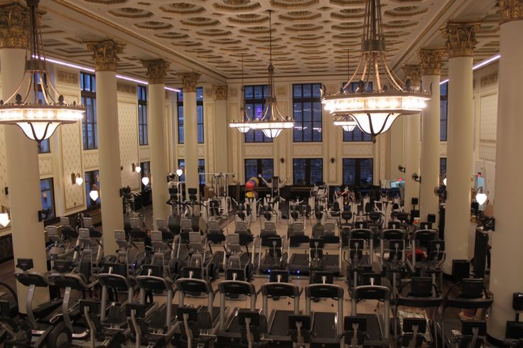 Inspiring place to work-out!