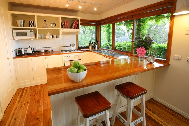 a kitchen in the Macedon Ranges
