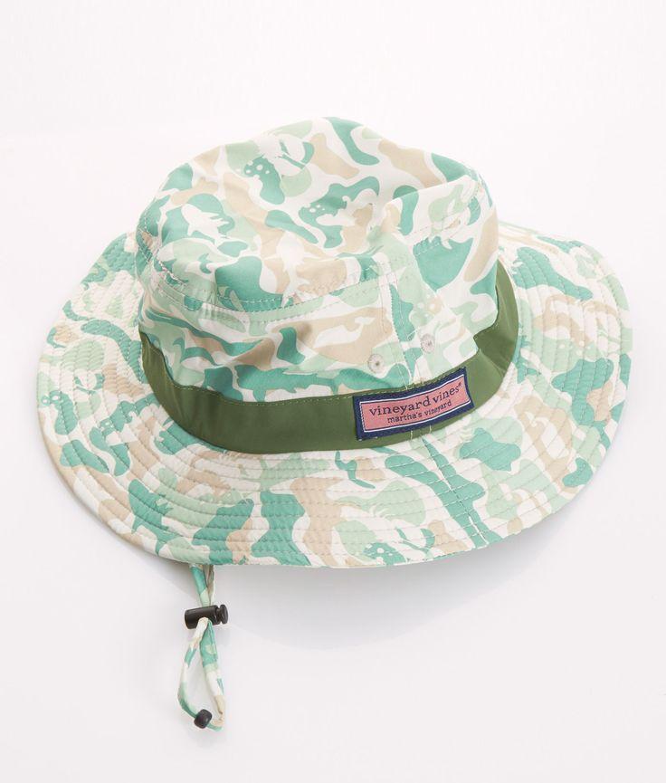 1079085a5dc ... amazon shop chappy camo fishing hat at vineyard vines 465de 8402d