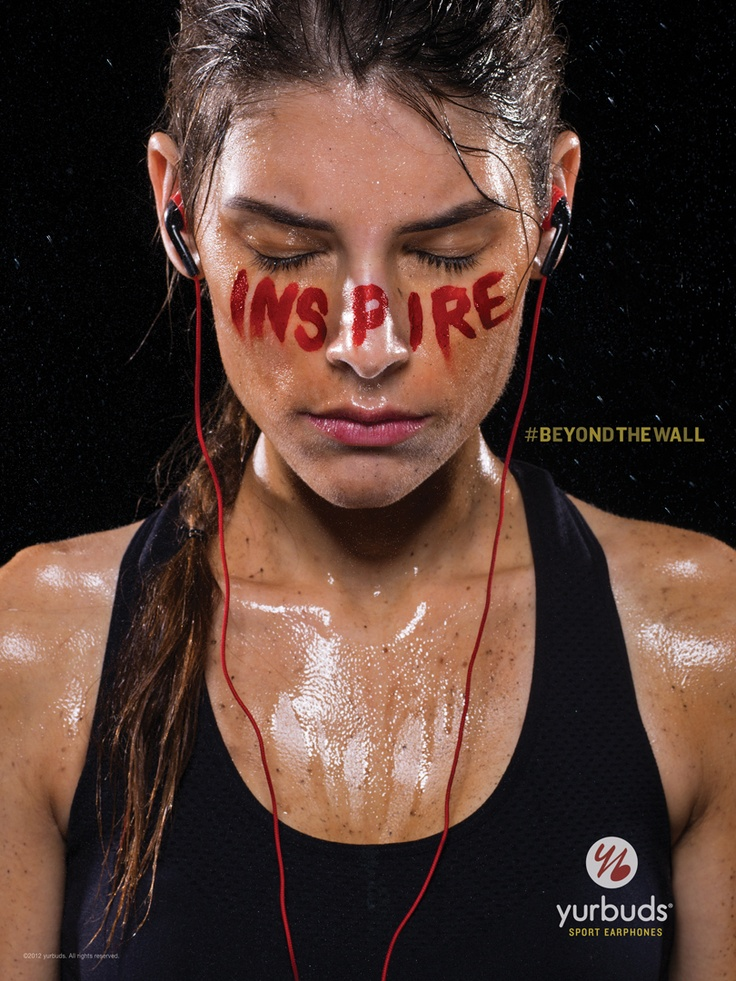 """Yurbuds    Inspire   """"Beyond the Wall"""" by Tuan Lee."""