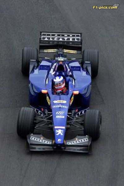 1999 French GP - Olivier Panis, Prost, MAGNY-COURS, FRANCE