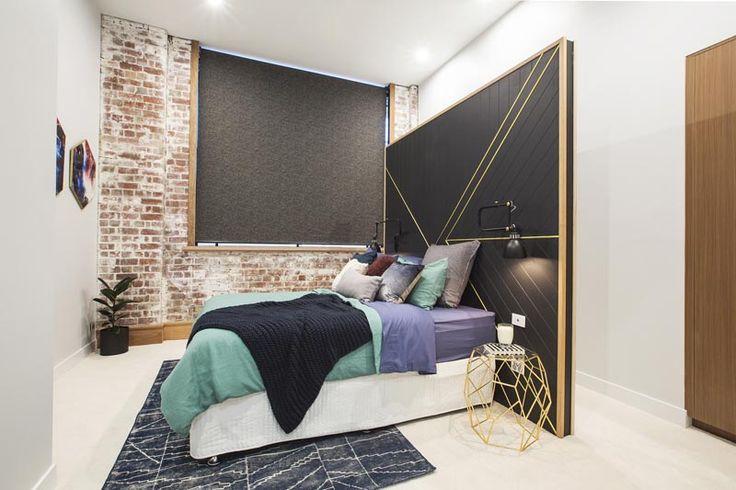 THE BLOCK 2016 – WEEK 4 GUEST BEDROOM REVEALS