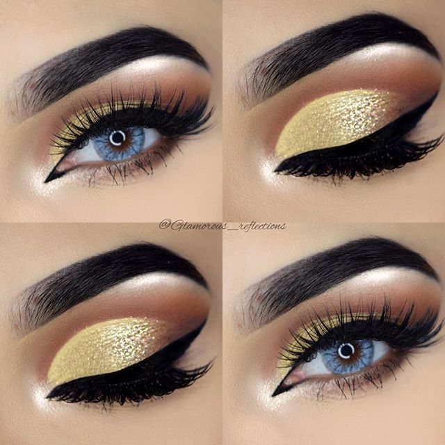 21 Pretty Makeup Ideas for Blue Eyes > CherryCherryBeaut…