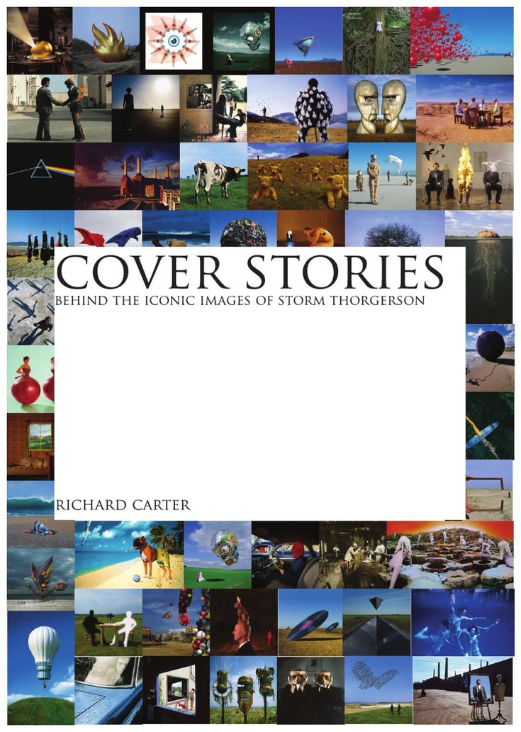 Cover Stories - A look behind the iconic images of Storm Thorgerson  A case…