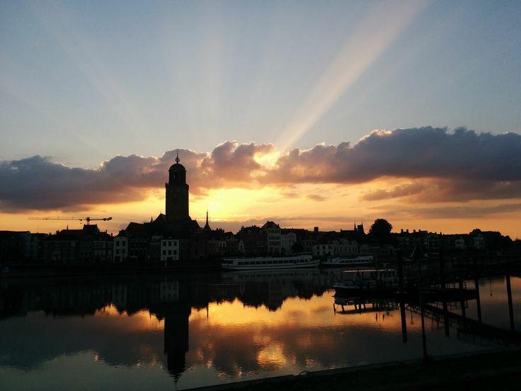 Ochtendgloren....Deventer aan de IJssel