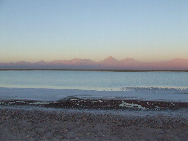 Laguna Tebinquinche San Pedro de Atacama Chile