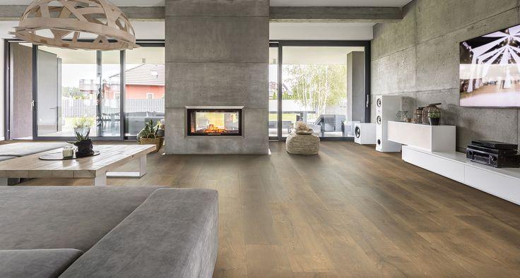 Wheaton Oak Laminate Flooring By Pergo Timbercraft The