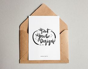 """""""FREE postcard or invitation mock up"""" http://be.net/gallery/36174023/FREE-postcard-or-invitation-mock-up"""