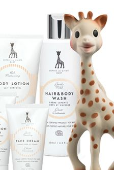 Behind the Brand: Sophie La Girafe Baby Skincare