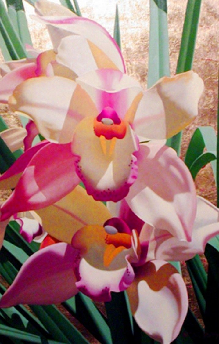 Imagenes De Flores Para Pintar Cuadros Affordable Pintar Abstracto