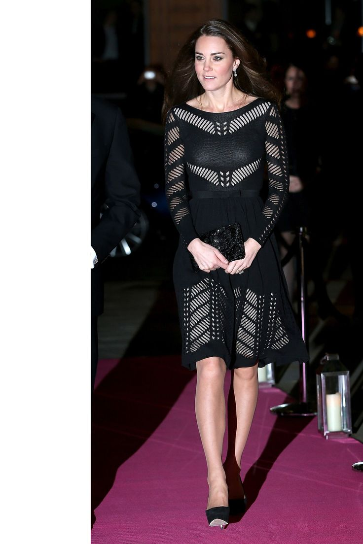 October 23, 2014 - At the Action On Addiction Dinner wearing Temperley London in London