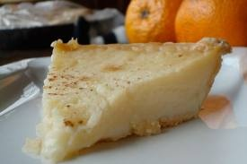 EASY Sugar Cream Pie (aka Hoosier Pie) | Recipes - Sweet | Pinterest