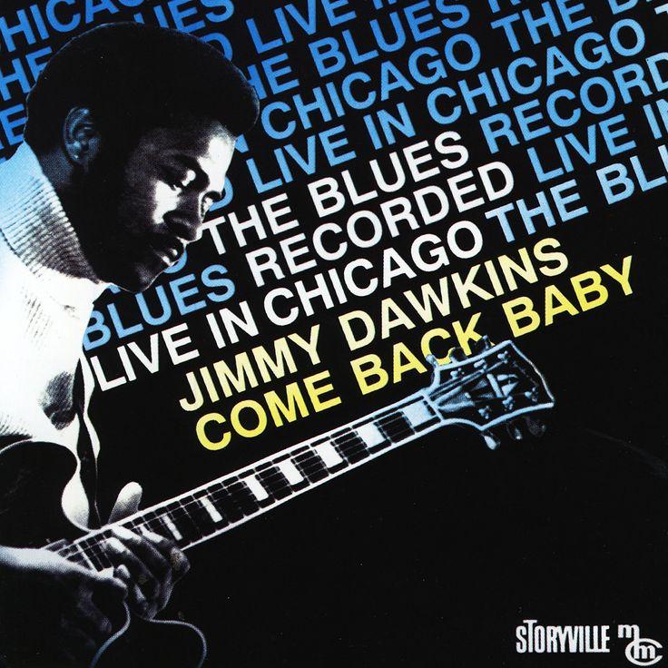 Come Back Baby | Jimmy Dawkins 1976