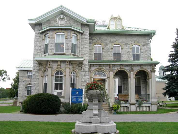 Canada's Penitentiary Museum, Kingston, Ontario - It's right across the street from the Kingston Penitentiary.