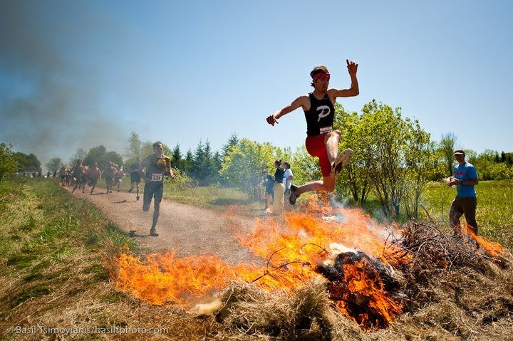 Spartan Race: A Training Guide for Dominance