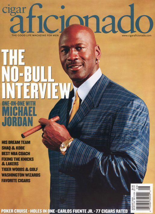 35 Classic Magazine Covers With Michael Jordan