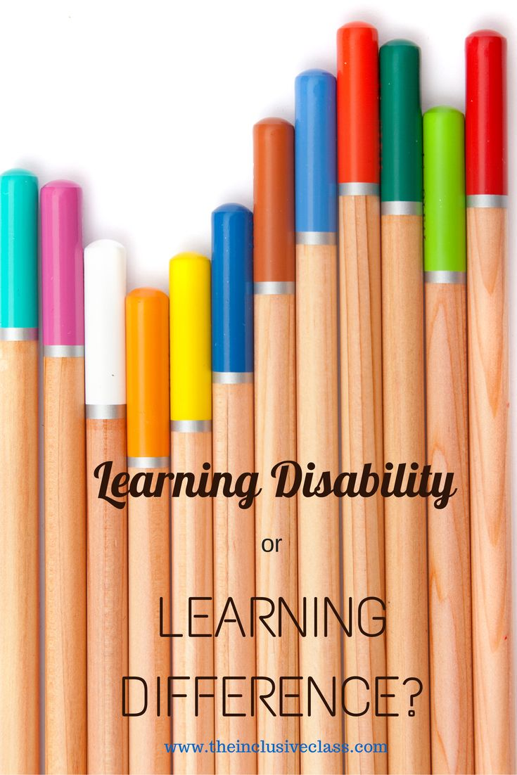 disabled or different Classrooms can be perilous in a number of ways for students with learning disabilities making bargainsabout different i have seen how disabled youth can get lost among their peers because of the lack of differentiation in their classrooms alongside how special education teachers.