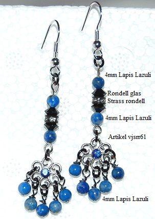 Tips: Gör Lapis Lazuli örhängen