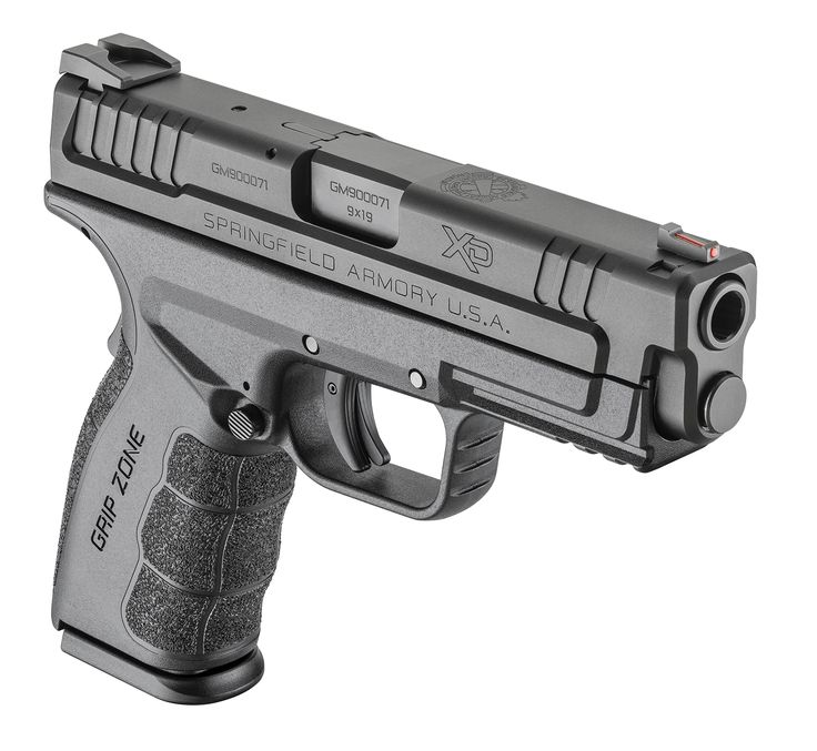 "XD® MOD.2™ 4"" Service Model 9mm - Springfield Armory Find our speedloader now!  http://www.amazon.com/shops/raeind"