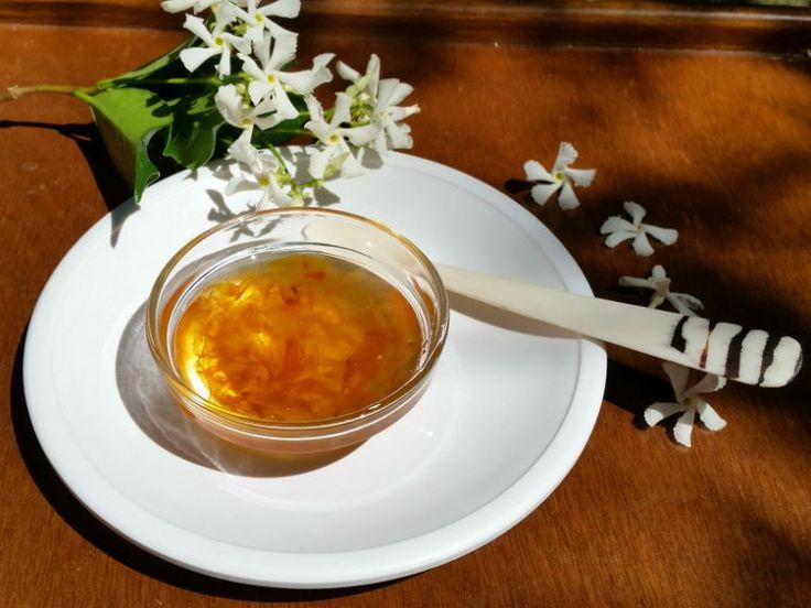 Yasemin Çiçeği Reçeli                        -  Dilek Erol #yemekmutfak