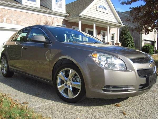 2010 CHEVY MALIBU LT CLEAN TITLE LOADED! ONLY 111K!! (Smyrna) $6500: QR Code Link to This Post Selling beautiful Chevrolet Malibu LT,…