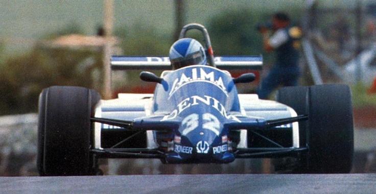 Riccardo Paletti GP Canada Montreal 1982