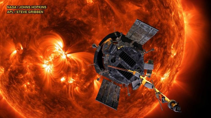 NASA's Parker Solar Probe Cape Canaveral prepares for