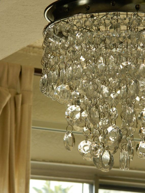 32 best I love CHANDELIERS! images on Pinterest | Black and white ...