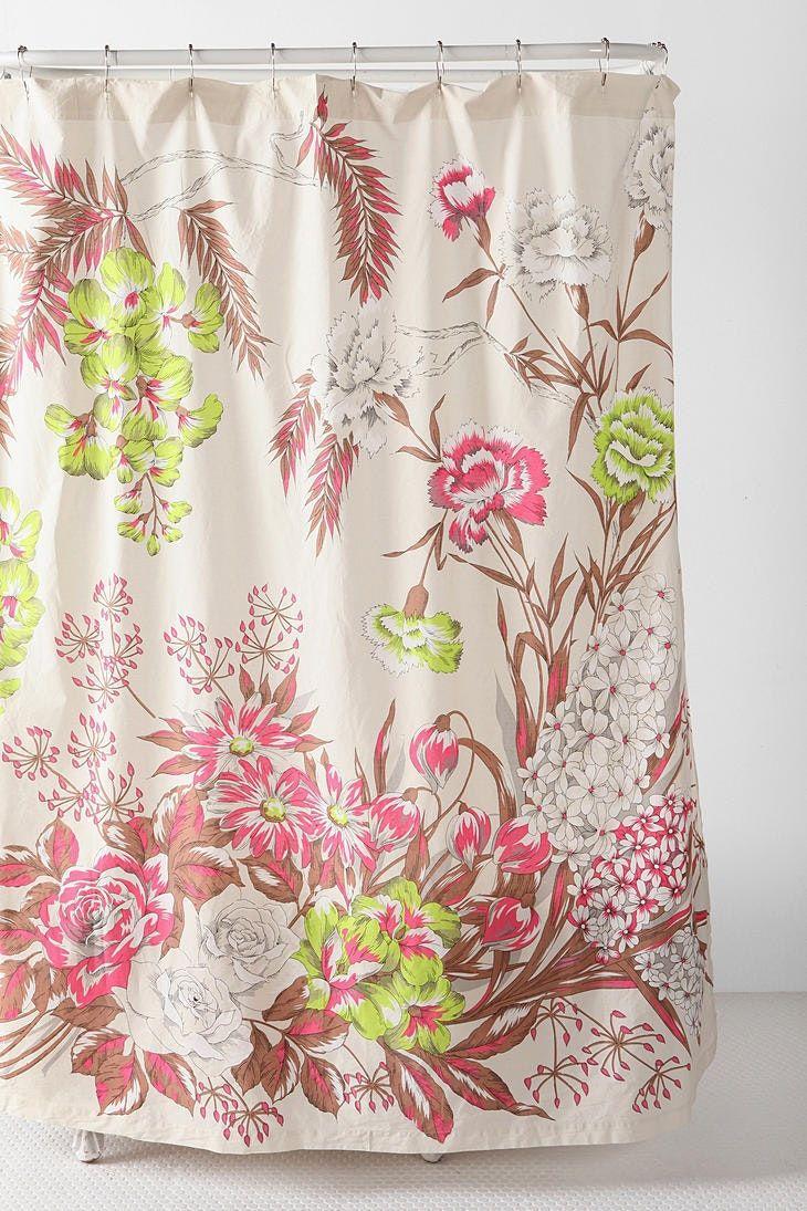 Best 25+ Floral shower curtains ideas on Pinterest | Bohemian ...